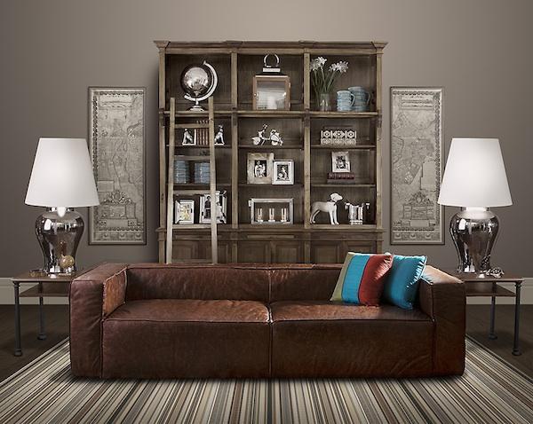 Sofa Em Couro Para Sala De Tv ~ cópia de Sala01sofa011