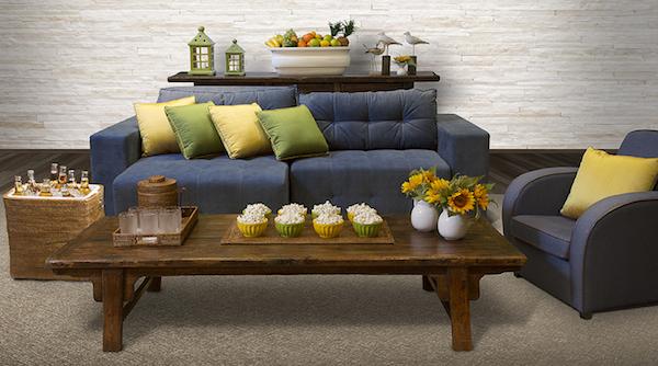 sofa jeans