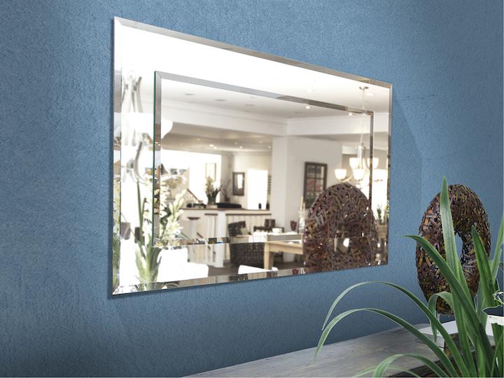Como usar espelhos na decoração