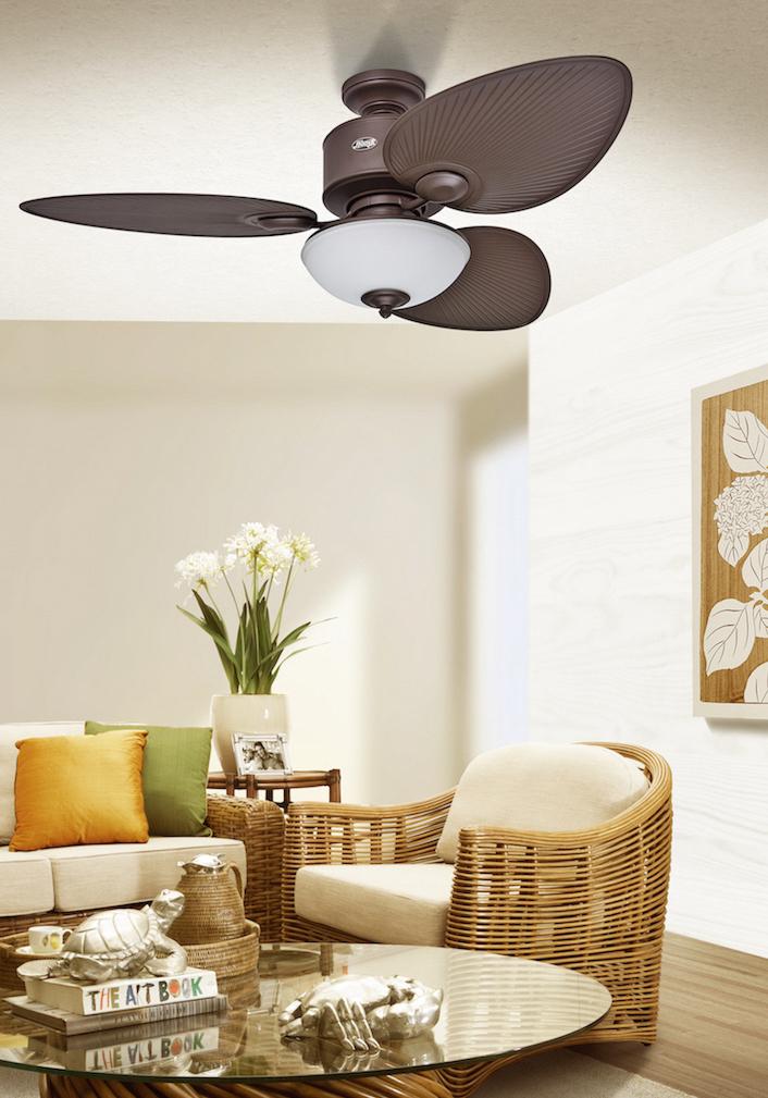 Dicas para refrescar e economizar energia com ventiladores de teto