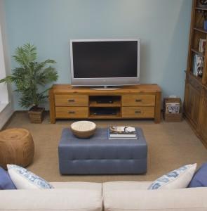 Home Theater: 6 dicas para uma sala de TV bonita, aconchegante e organizada