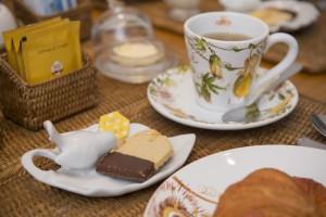 Biscoitos amanteigados perfeitos para a hora do chá – com receita !