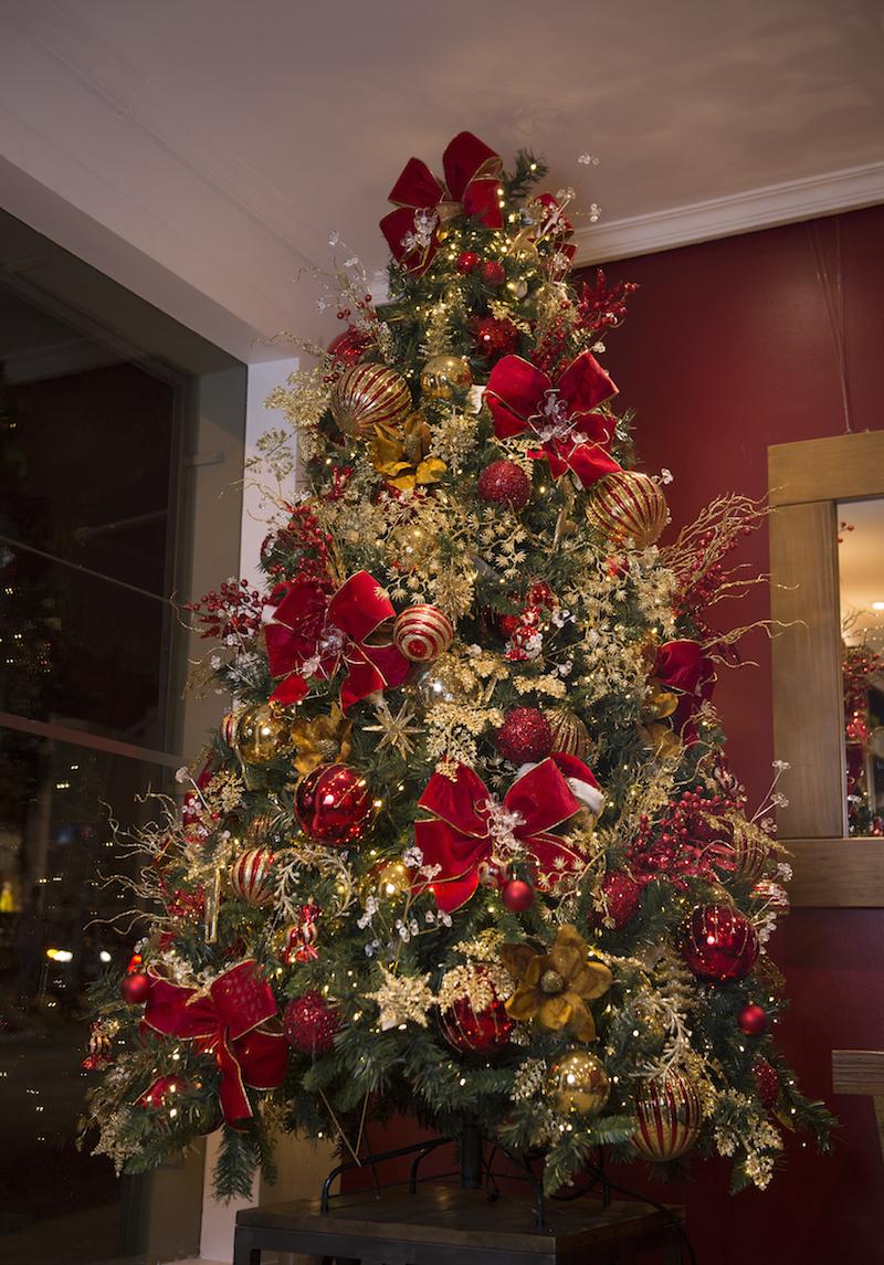 O resultado é deslumbrante e inesquecível, como todo Natal deve ser.