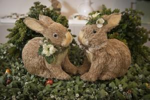 Almoço de Páscoa inspirado na lenda do coelho