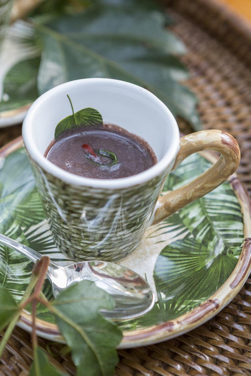 Xícara de café linha Iporanga - Cecilia Dale