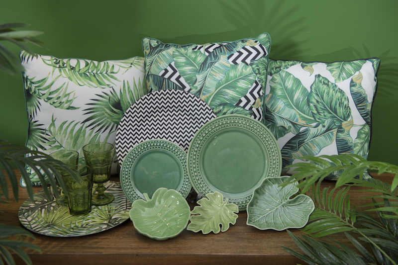 Almofadas Green Decor Cecilia Dale