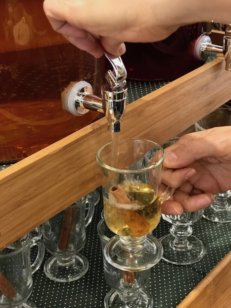 Suqueira de vidro e taça cappuccino mini bill em vidro - Cecilia Dale